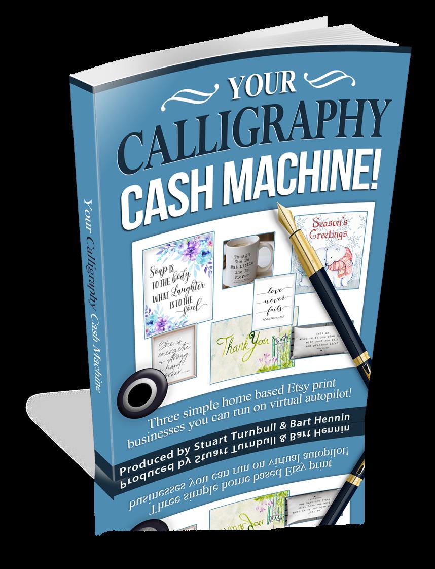 Calligraphy Cash Machine FE + OTO Download