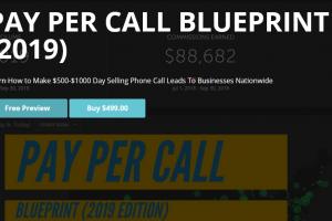 Gene Morris – Pay Per Call Blueprint 2.0 Download