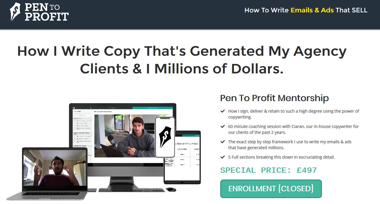 Iman Gadzhi – Pen To Profit Membership Download