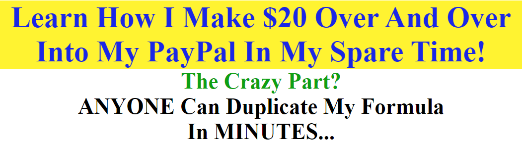Lazy Time Paypal Money Download