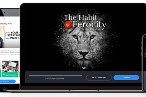 Mindvalley – Steven Kotler – The Habit of Ferocity Download