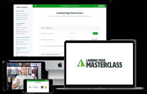 Nicholas Scalice - Landing Page Masterclass Download