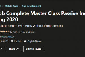 AdMob Complete Master Class Passive Income Earning 2020 Free Download