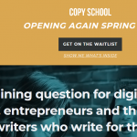 Copyhackers – Copy School 2020 Download