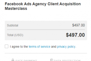 Facebook Ad Agency Clients Acquisition Masterclass Download