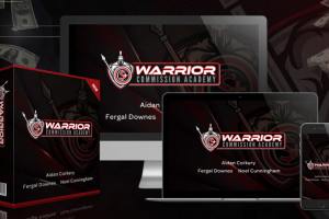 Fergal Downes - Warrior Commission Academy Free Download