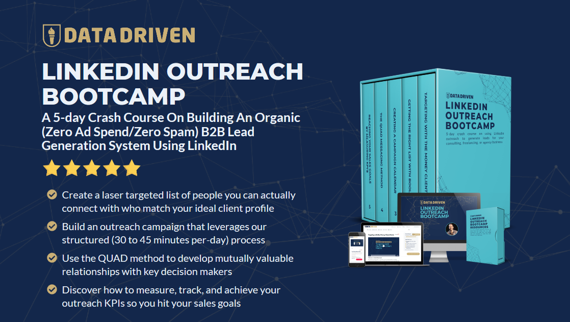 Isaac Anderson - Linkedin Outreach Bootcamp Download