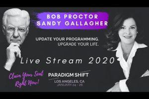 Paradigm Shift - Bob Proctor - 2020 Download