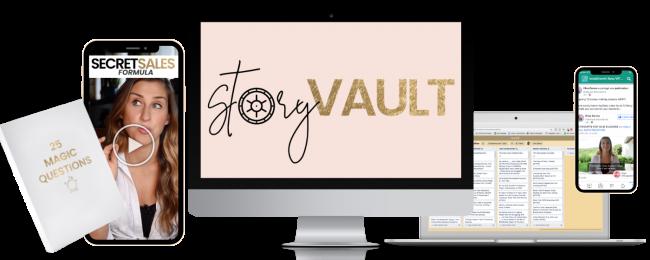 Elise Darma – Story Vault & Sales Vault Download