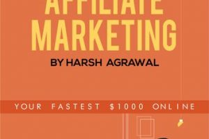Harsh Agarwal – Affiliate Marketing v2.4 Free Download