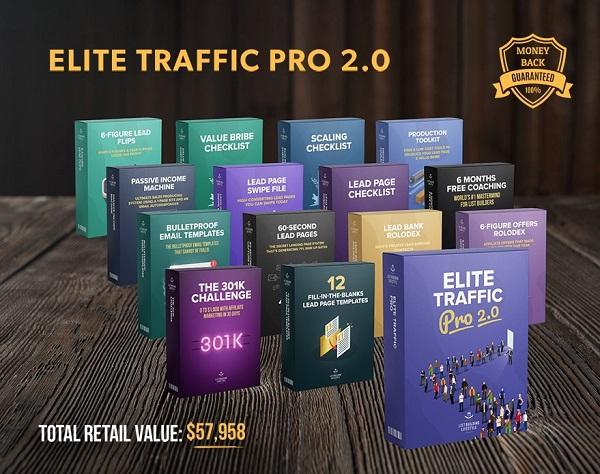 Igor Kheifets – Elite Traffic Pro 2.0 (2020)
