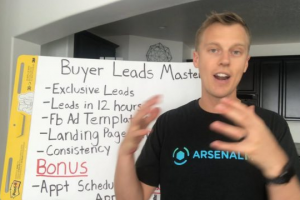 Jason Wardrope - Buyer Leads Mastery Course Download