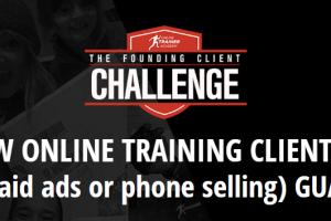 Jonathan Goodman - The Founding Client Challenge Download