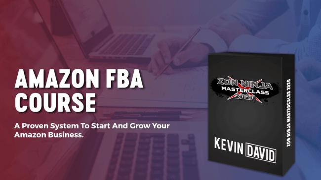 Kevin David – Zon Ninja Masterclass 2020 Download