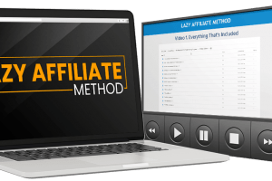 Kevin Fahey - Lazy Affiliate Method Free Download
