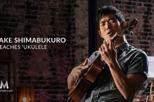 MasterClass - Jake Shimabukuro Teaches Ukulele Download
