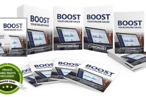 Unstoppable PLR - Boost Your Online Sales Free Download