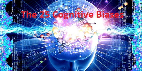 Benjamin Fairbourne - The 25 Cognitive Biases Mastery Course + Bonuses Download