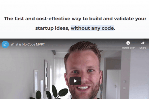 Bram Kanstein – No Code MVP Download