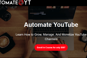 Caleb Boxx – YouTube Automation Academy 2020 Download