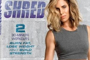 Jillian Michaels - Lift & Shred Free Download
