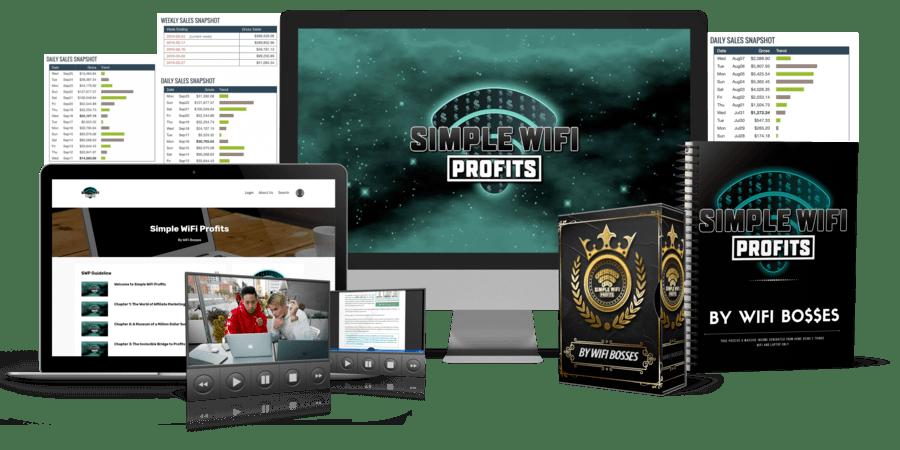 Ricky Mataka & Mike Balmaceda – Simple Wifi Profits Download
