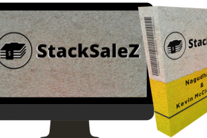 Stacksalez + OTO1 - Build Your Customer List Within 60 Seconds Without Collecting Emails Free Download