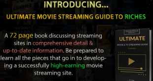 Ultimate Movie Streaming Guide To Riches
