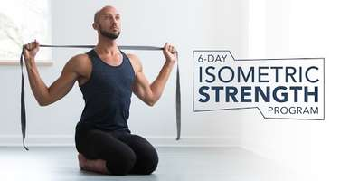 6-Day Isometric Strength Program Free Download
