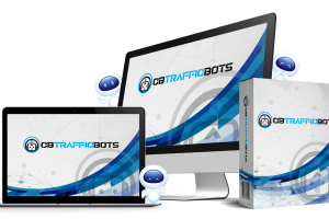 CB TrafficBots - Make 60x ClickBank Commissions By Diving Into 6x FREE Traffic Pools… in 4-Clicks!