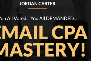 Jordan Carter – Email CPA Mastery Download