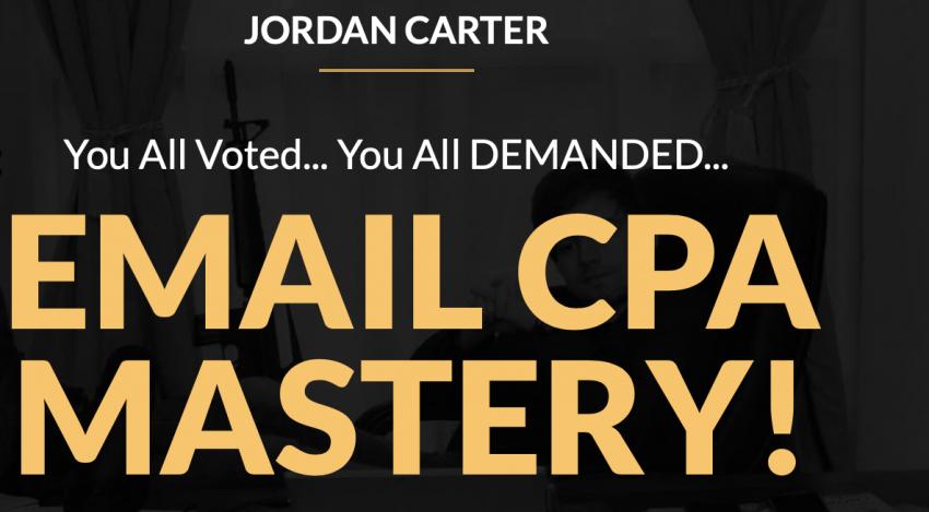 Jordan Carter – Email CPA Mastery Download