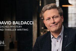 Masterclass - David Baldacci Teaches Mystery & Thriller Writing Download