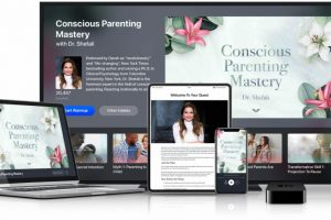 MindValley - Dr. Shefali - The Conscious Parenting Mastery Download