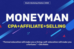 Moneyman – CPA + Affiliate + Selling Download