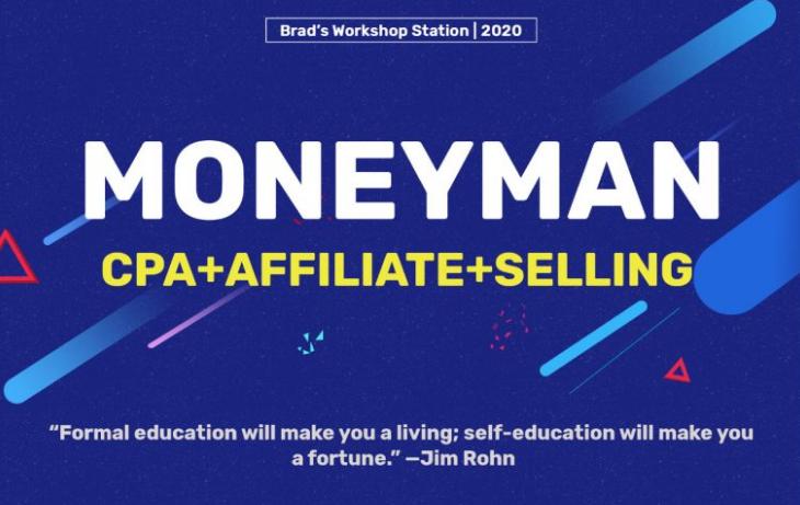 Moneyman – CPA + Affiliate + Selling Download