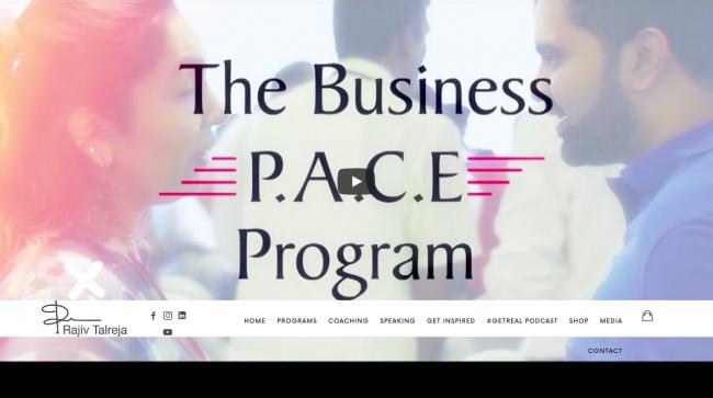 Rajiv Talreja - The PACE Program Download