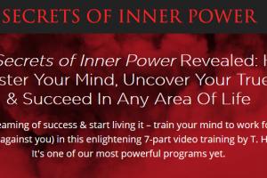 T Harv Eker - Secrets Of Inner Power Download