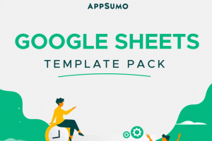 AppSumo - Google Sheet Template Pack Free Download