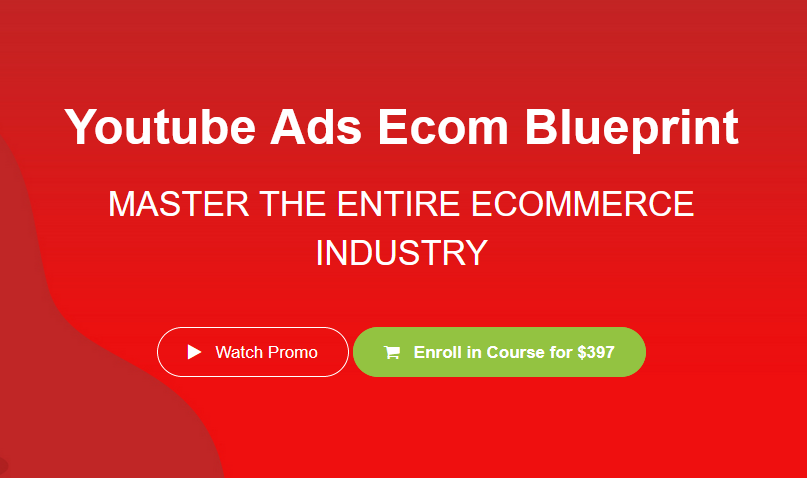 Ricky Hayes – Youtube Ads Ecom Blueprint Download