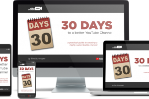Tim Schmoyer - 30 Days to A Better YouTube Channel Download