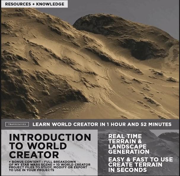 Travis Davids - Introduction To World Creator+ BONUS Free Download