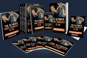 Ultimate Home Workout Plan PLR - Abundance Print + OTO's Free Download