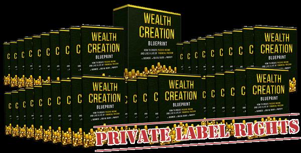 Wealth Creation Blueprint PLR - PLRxtreme Free Download