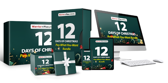 12 Days Of Christmas Bundle - Pay What You Want Free Download
