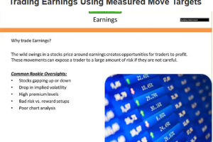 AlphaShark - Trade Earnings Using Measured Move Free Download