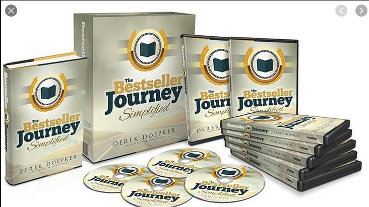 Derek Doepker - The Bestseller Journey Simplified Free Download
