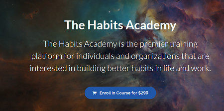 James Clear - The Habits Master Class