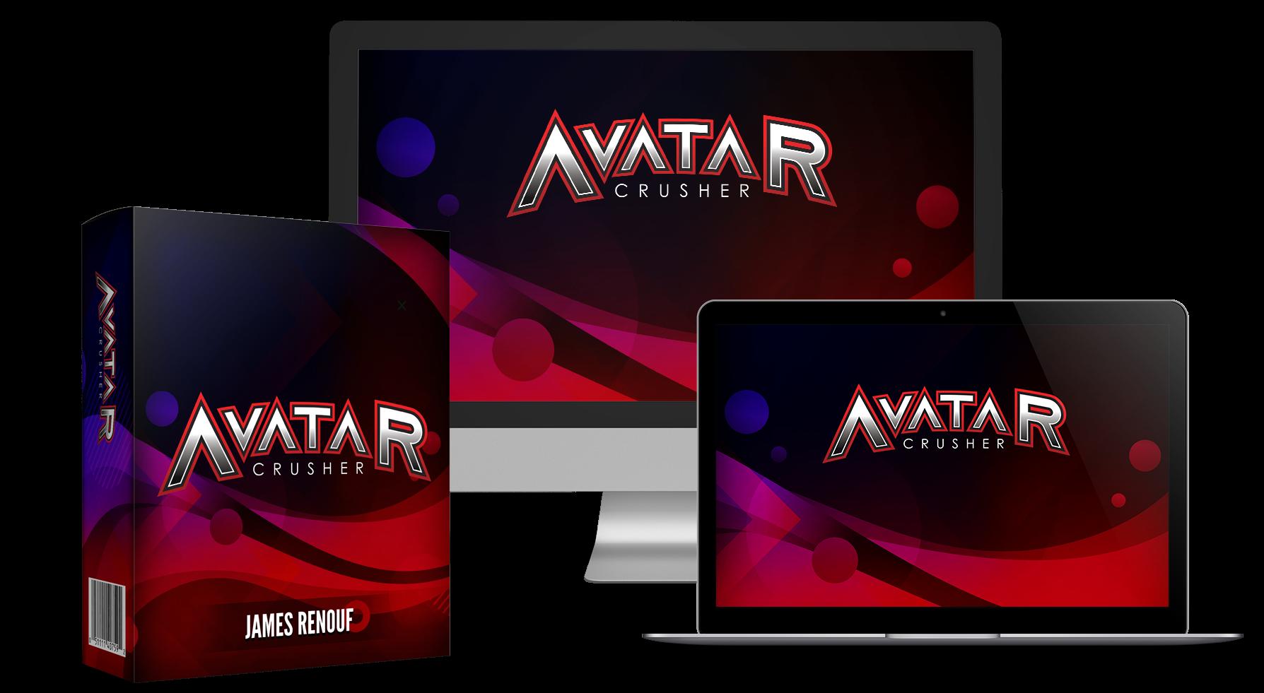 James Renouf - Avatar Crusher Free Download