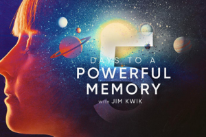 Jim Kwik - 5 Days To A Powerful Memory Free Download